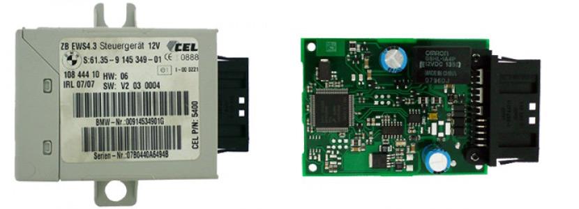 Модули и имобилайзерни кутии