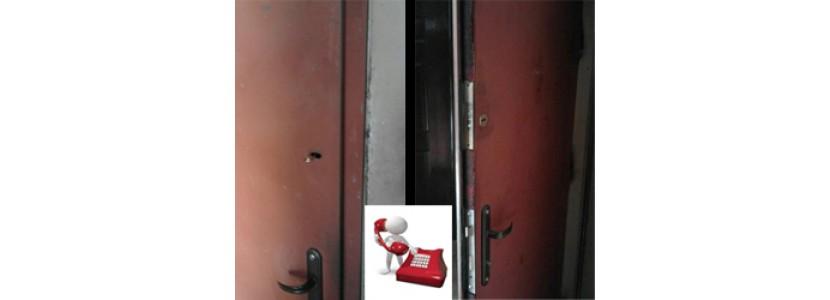 Бързо отваряне на врата на апартамент