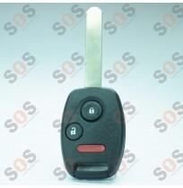 Автоключ за Honda с три бутона
