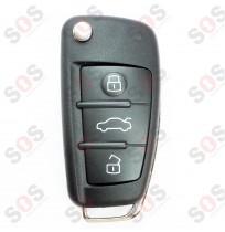 Оригинален ключ за Audi  1695