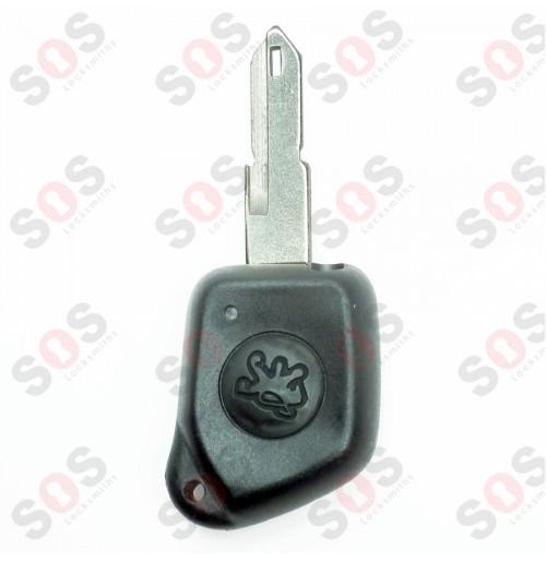 Оригинален ключ за Peugeot 106