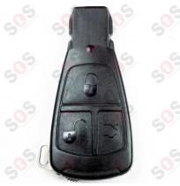 Оригинален ключ за Mercedes - рибка