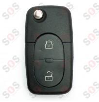 Оригинален ключ за Skoda 1J0959753A