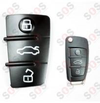 Бутони за ключове на Audi