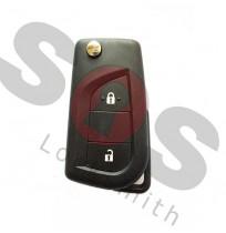 Оригинален ключ Citroen C1 2390
